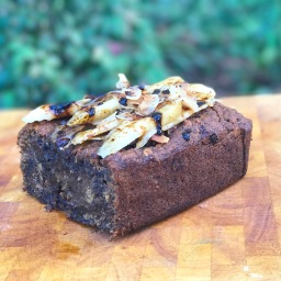Organic Vegan Banana Bread